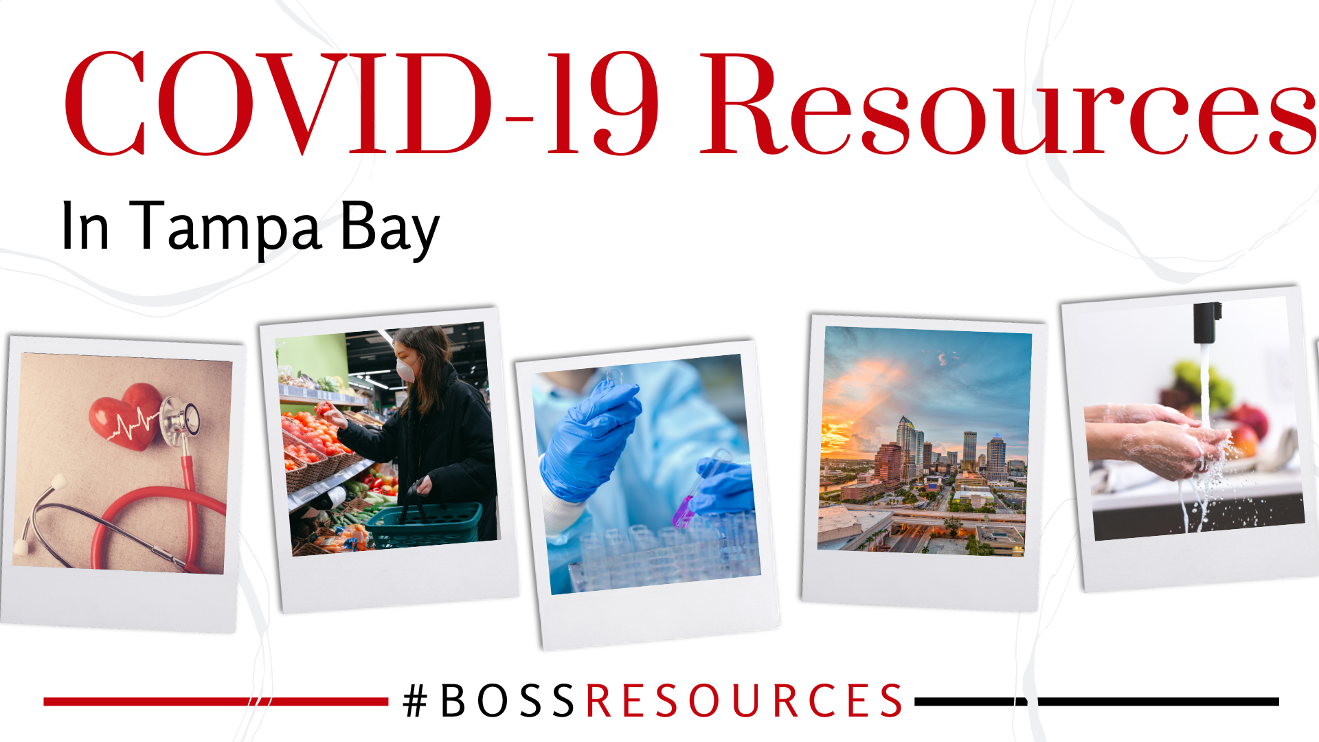 COVID-19 Resources in Tampa Bay