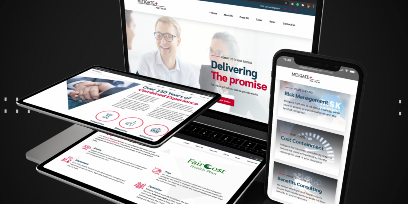 Mitigate Partners portfolio