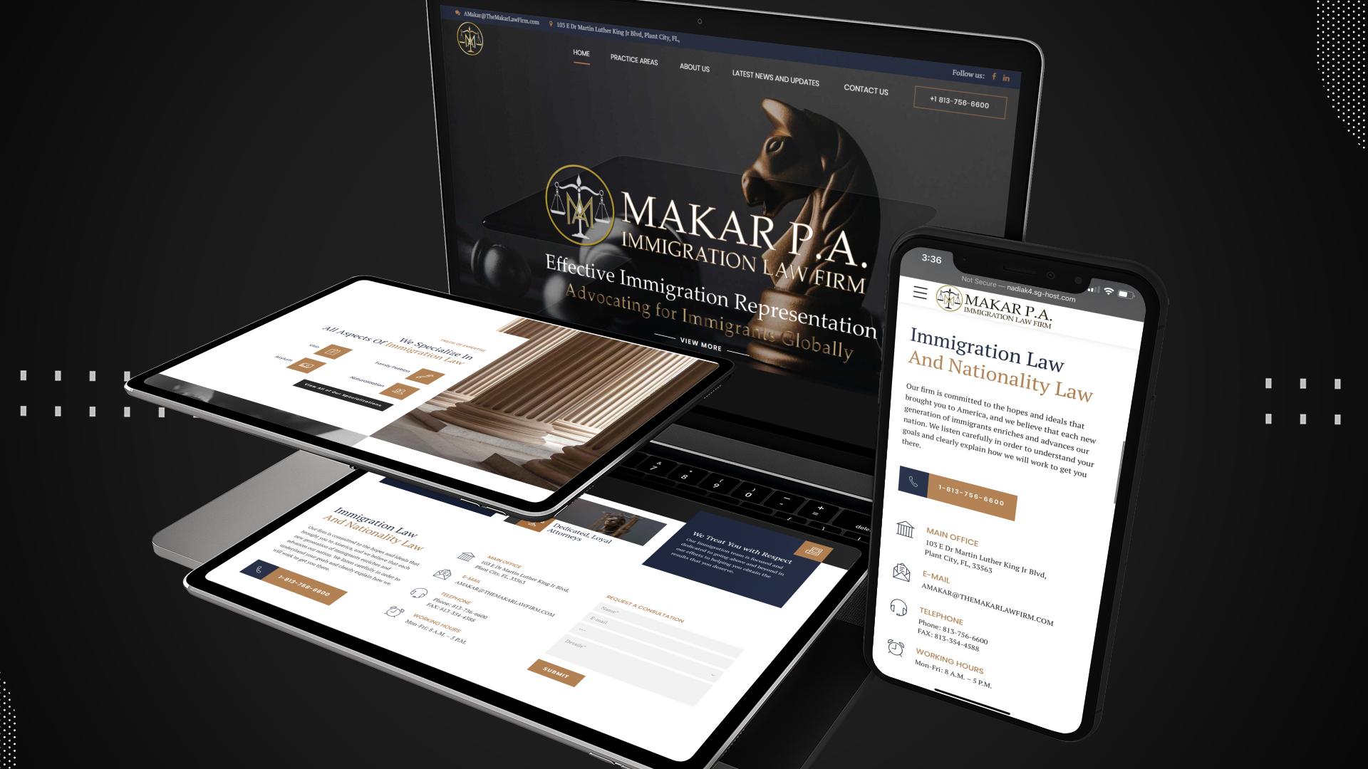 Ananis Makar portfolio