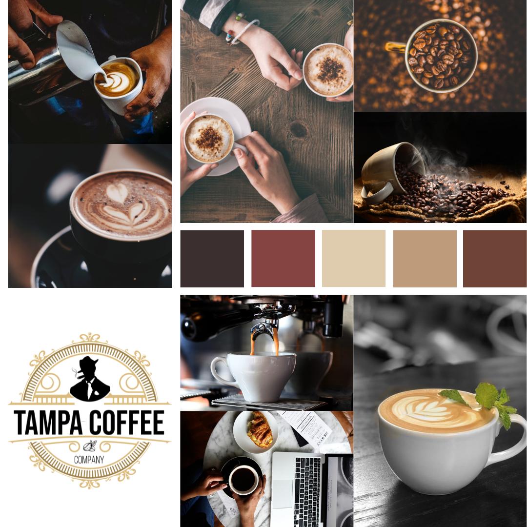 Tampa Coffee Company Brand Guide