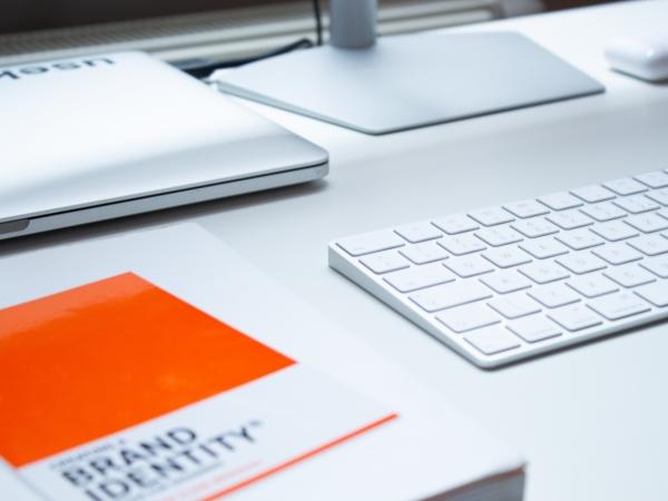 keyboard brand identity